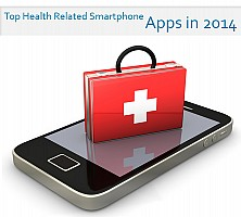 Top Health Related Smartphone Apps in 2014