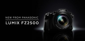 Panasonic Unveiled Lumix FZ2500 4K Hybrid Camera at Rs 94,990