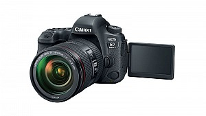 Canon Introduced EOS 6D Mark II Full-Frame DSLR, EOS 200D Entry-Level DSLR Cameras