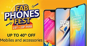 Massive Discounts on Smartphones During Amazon India Fab Phones Fest