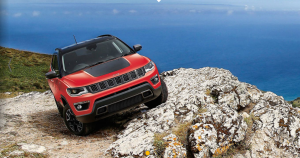 Jeep Compass Trailhawk Officially Launched in India for INR 26.8 Lakh