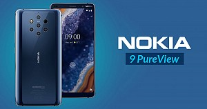 Nokia 9 PureView with Penta lens camera and Snapdragon 845 SoC is now available for sale in India