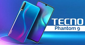 Tecno Phantom 9 With 6GB RAM, In-Display Fingerprint Sensor launched in India