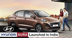 Hyundai Aura Launched in India with Price Starting Rs 5.80 lakh