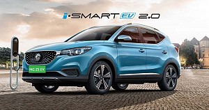 MG ZS EV launched starting at Rs 20.88 lakh in India
