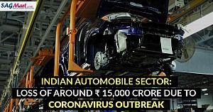 Indian Automobile Sector: Loss of Around ₹ 15,000 Crore due to Coronavirus Outbreak