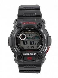 Casio Men Black Digital watch 07