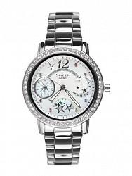 Casio Women Sheen Steel Watch