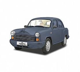 Hindustan Motors Ambassador Avigo 2000 DSZ
