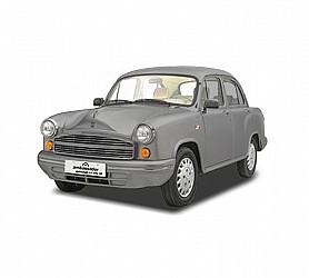 Hindustan Motors Ambassador Classic 2000 DSZ AC