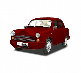 Hindustan Motors Ambassador Avigo 1800 ISZ MPFI AC