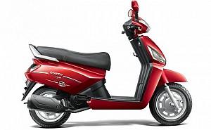 Mahindra Gusto 125 DX