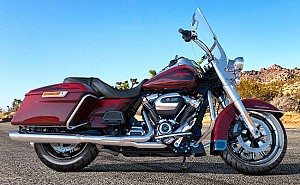 Harley Davidson Road King Hard Candy