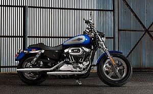 2017 Harley Davidson 1200 Two Tone