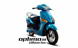 Hero Electric Optima DX