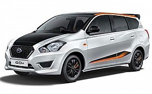 datsun go plus remix limited edition