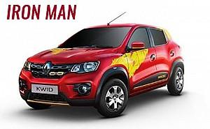 Renault KWID IRON MAN 1.0 MT