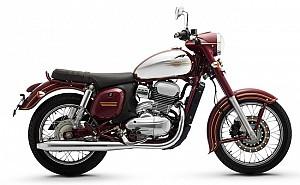 Jawa Standard Motorcycle