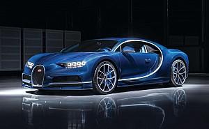 Bugatti Chiron W16