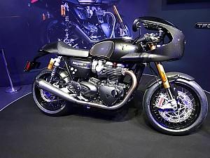Triumph Thruxton R TFC