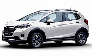 Honda WR-V Exclusive Petrol