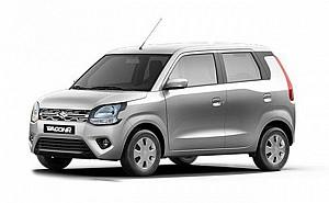 Maruti Wagon R CNG LXI Opt