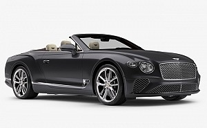 Bentley Continental GT V8 S Convertible Black ED