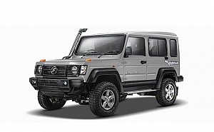 Force Gurkha Xplorer 5 Door