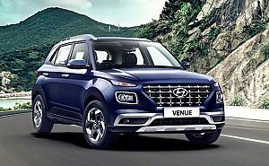 Hyundai Venue SX Dual Tone Turbo
