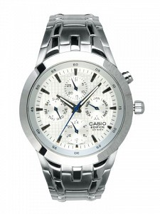 Casio Men Edifice Steel Watch