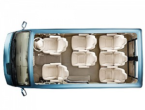 Tata Winger Deluxe Flat Roof (AC)