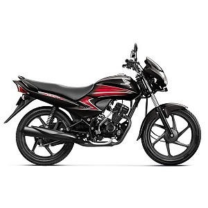 Honda Dream Yuga Self Start Alloy All Black