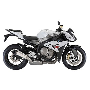 BMW S1000R Light White
