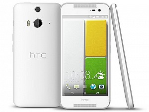 HTC Butterfly 2 White Front,Back And Side
