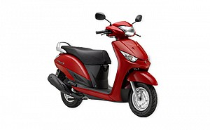 Yamaha Alpha Standard Fiery Red