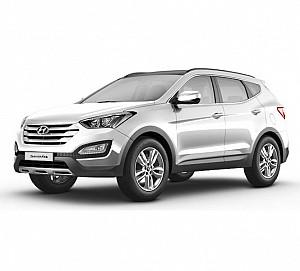Hyundai Santa Fe 2wd At Price India Specs And Reviews Sagmart
