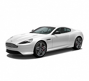 Aston Martin DB9 V12 6L Photograph