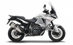 KTM 1290 Super Adventure white