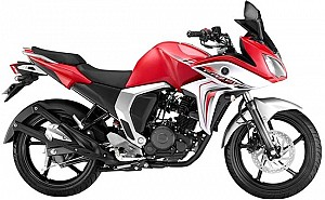 Yamaha Fazer FI Version 2.0 Burning Red