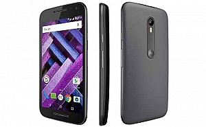 Motorola Moto G Turbo Edition Front, Back And Side