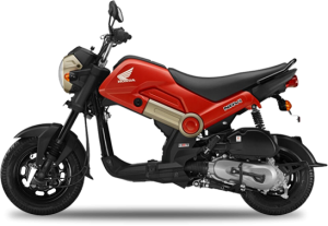 Honda Navi Patriot Red
