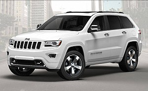 Jeep Grand Cherokee SRT 4X4 Bright White