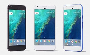 Google Pixel XL Front And Side