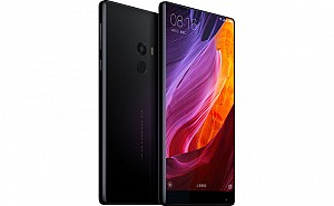 Xiaomi Mi MIX Black Front,Back And Side