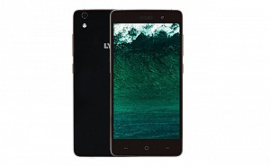 Lyf Water 5 Black Fornt And Back