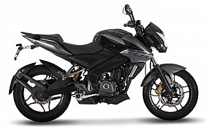 Bajaj Pulsar 200NS Graphite Black