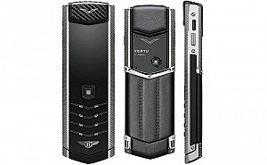 Vertu Signature For Bentley Keypad Luxury Front,Back And Side