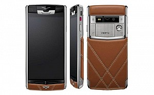 Vertu Signature Touch Bentley Limited Edition Front,Back And Side