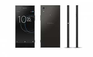 Sony Xperia XA1 Black Front,Back And Side