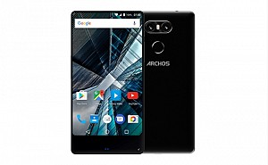 Archos Sense 55S Front Side and Back side image